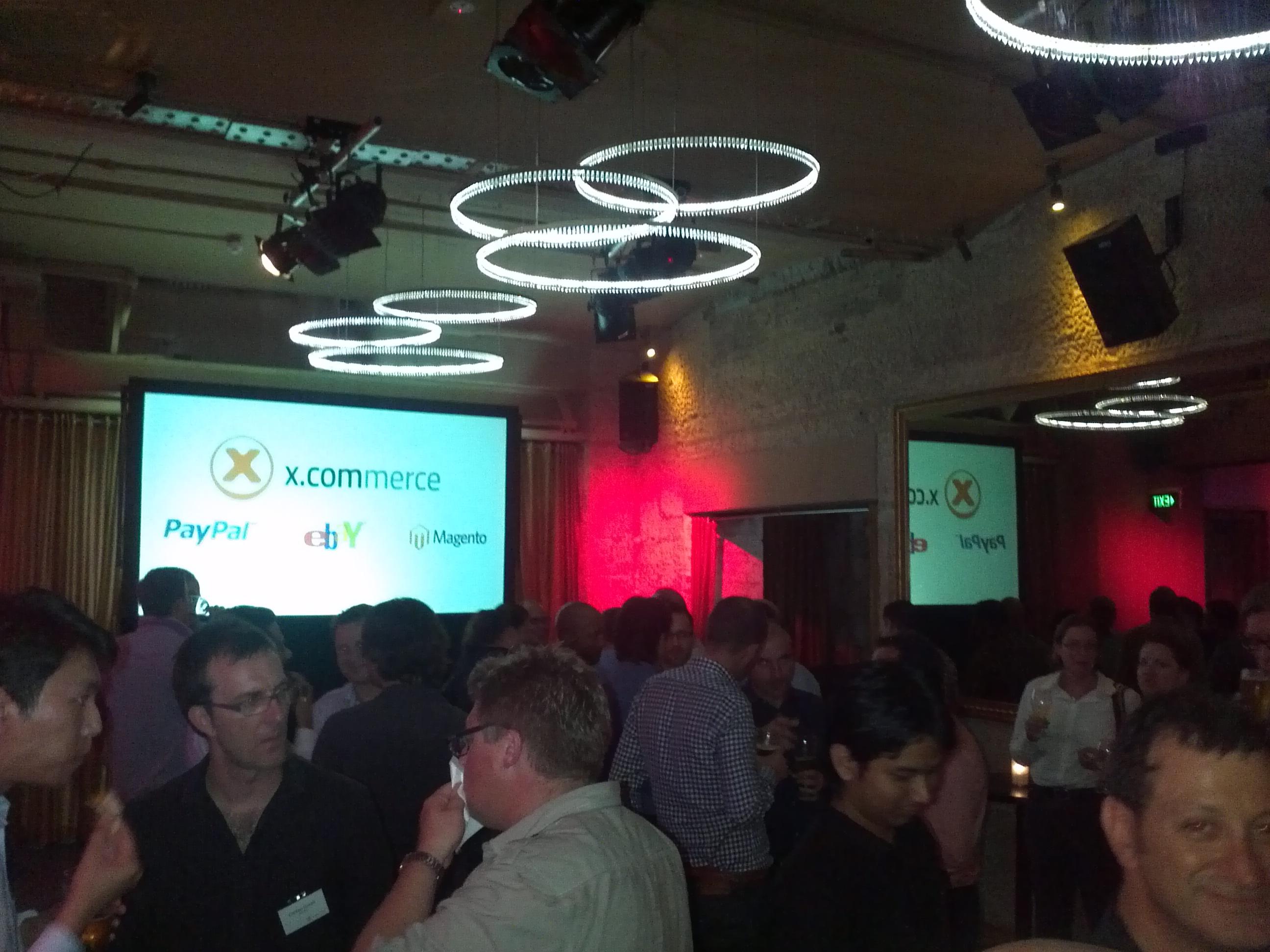 X.Commerce Cocktails